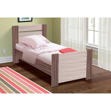 """Кровать односпальная """"Тандем"""""""