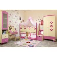 """Комплект детской мебели """"Принцесса К-1"""""""